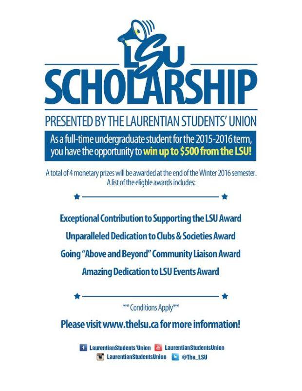 lsu scholarship